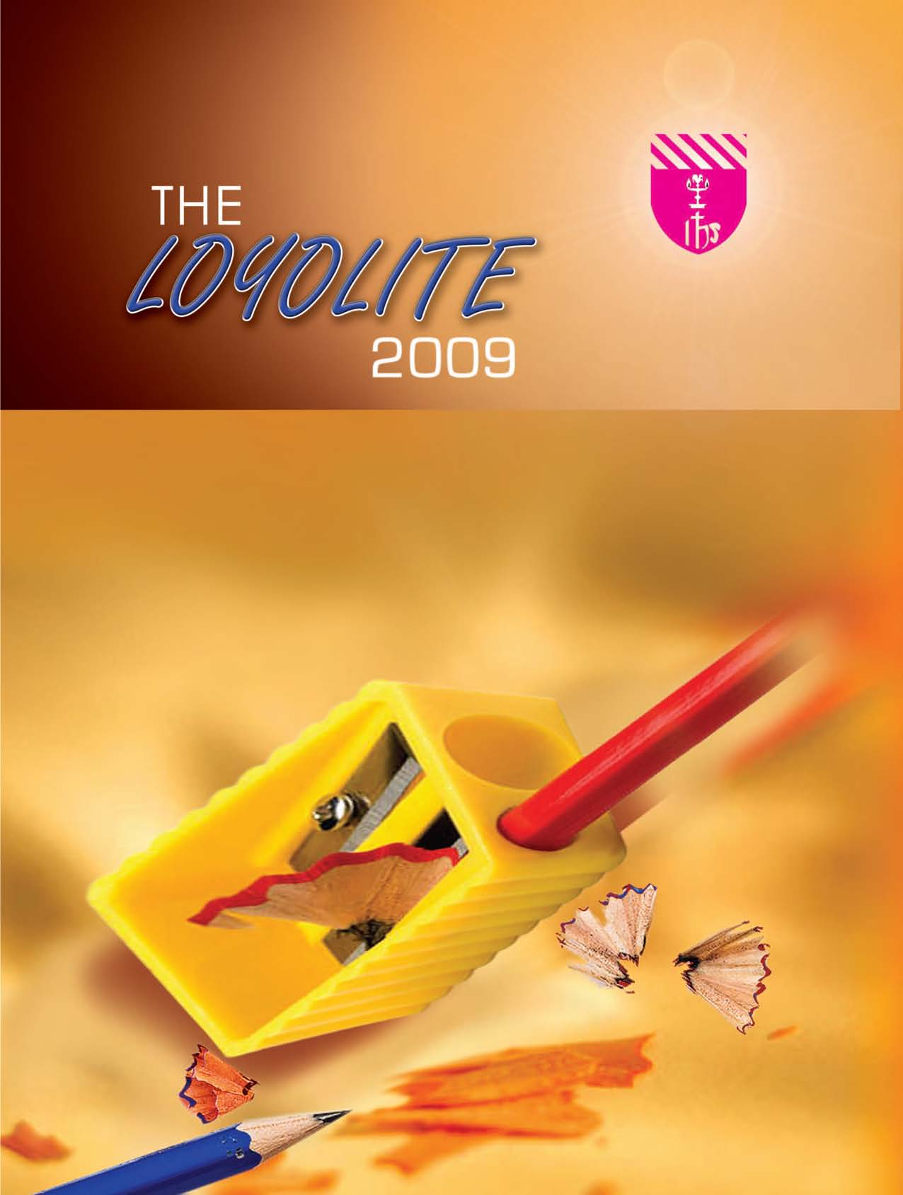 The Loyolite 2009 - school magazine of Loyola School, Trivandrum