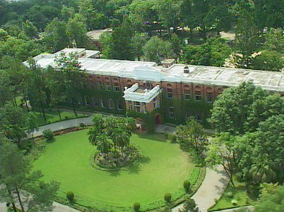 Main Building of Doon School. Pic courtesy: Wikipedia